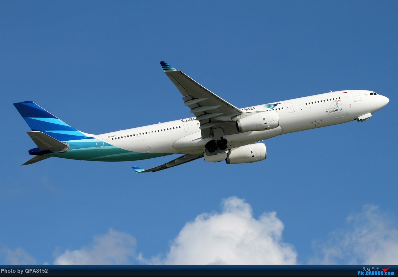 Re:冒泡 AIRBUS A330-300 PK-GPZ 中国香港国际机场