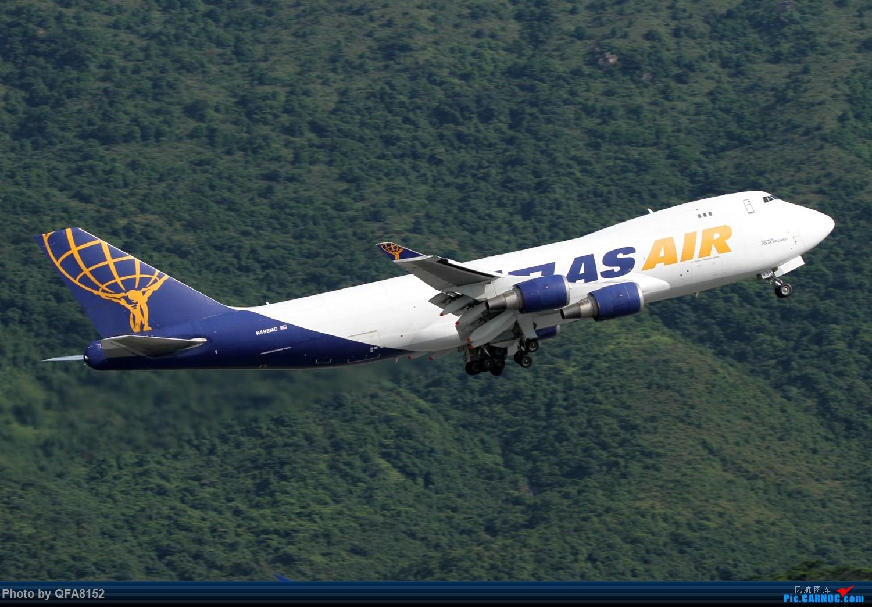 Re:[原创]冒泡 BOEING 747-400 N948MC 中国香港国际机场