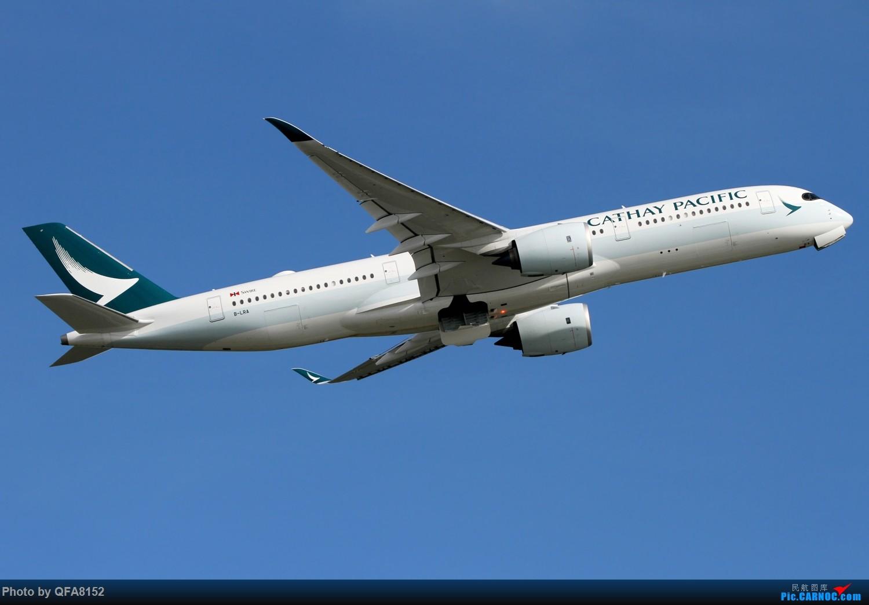 Re:[原创]冒泡 AIRBUS A350-900 B-LRA 中国香港国际机场