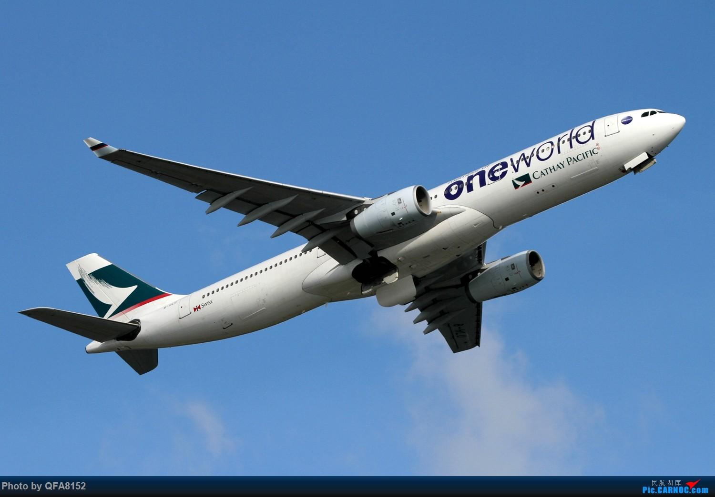 Re:[原创]冒泡 AIRBUS A330-300 B-HLV 中国香港国际机场