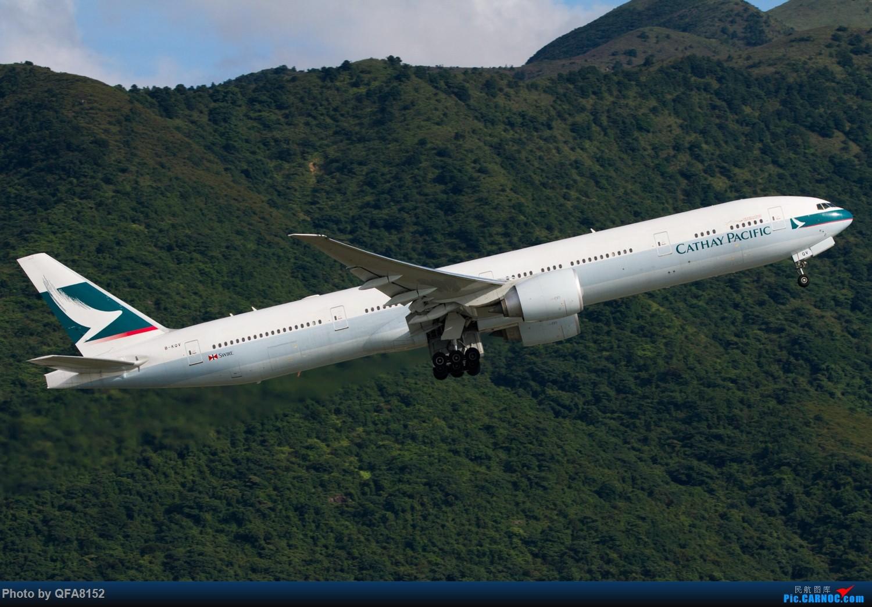 Re:[原创]冒泡 BOEING 777-300ER B-KQV 中国香港国际机场