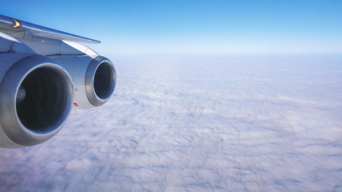 Re: [原创]【 环球十万公里 | 除了横跨太平洋 | 东欧西欧 | 中集 】 BRITISH AEROSPACE BAE-146-100 HB-IXT 巴黎上空