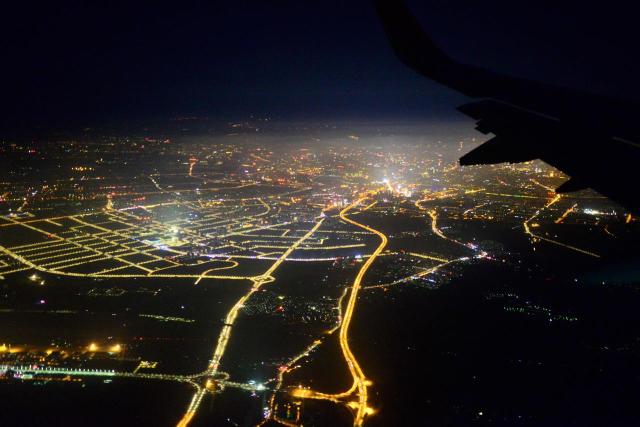 沈阳晚上风景图片