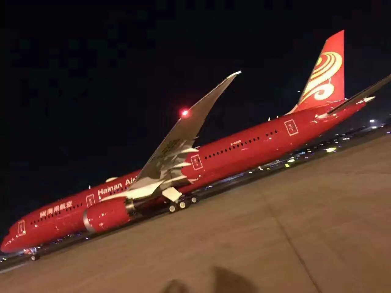 Re:[原创]吉祥航空首架787交付 BOEING 787-9 B-6998