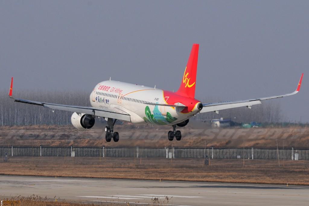 Re:[原创]2017年第一拍,久违的新桥机场跑道33头 AIRBUS A320-200 B-8511 中国合肥新桥国际机场