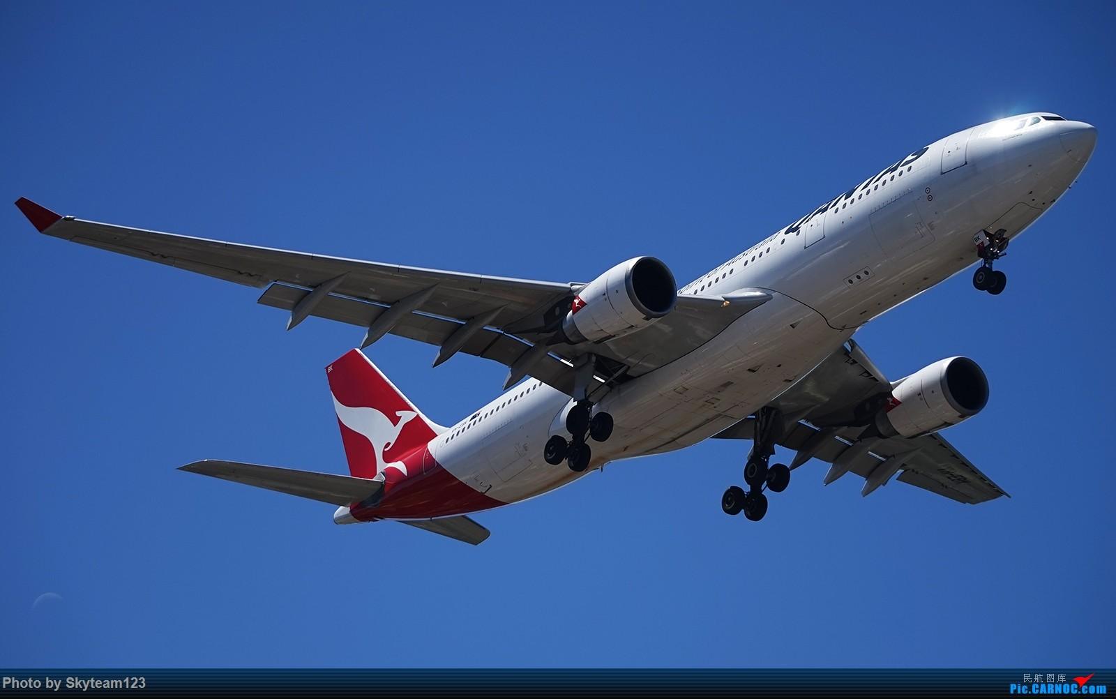 Re:[原创]悉尼25跑道头拍机,天好机也好。关键词新航744,宿雾333,酷航789