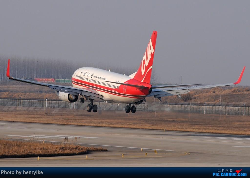 Re:[原创]2017年第一拍,久违的新桥机场跑道33头 BOEING 737-700 B-5210 中国合肥新桥国际机场