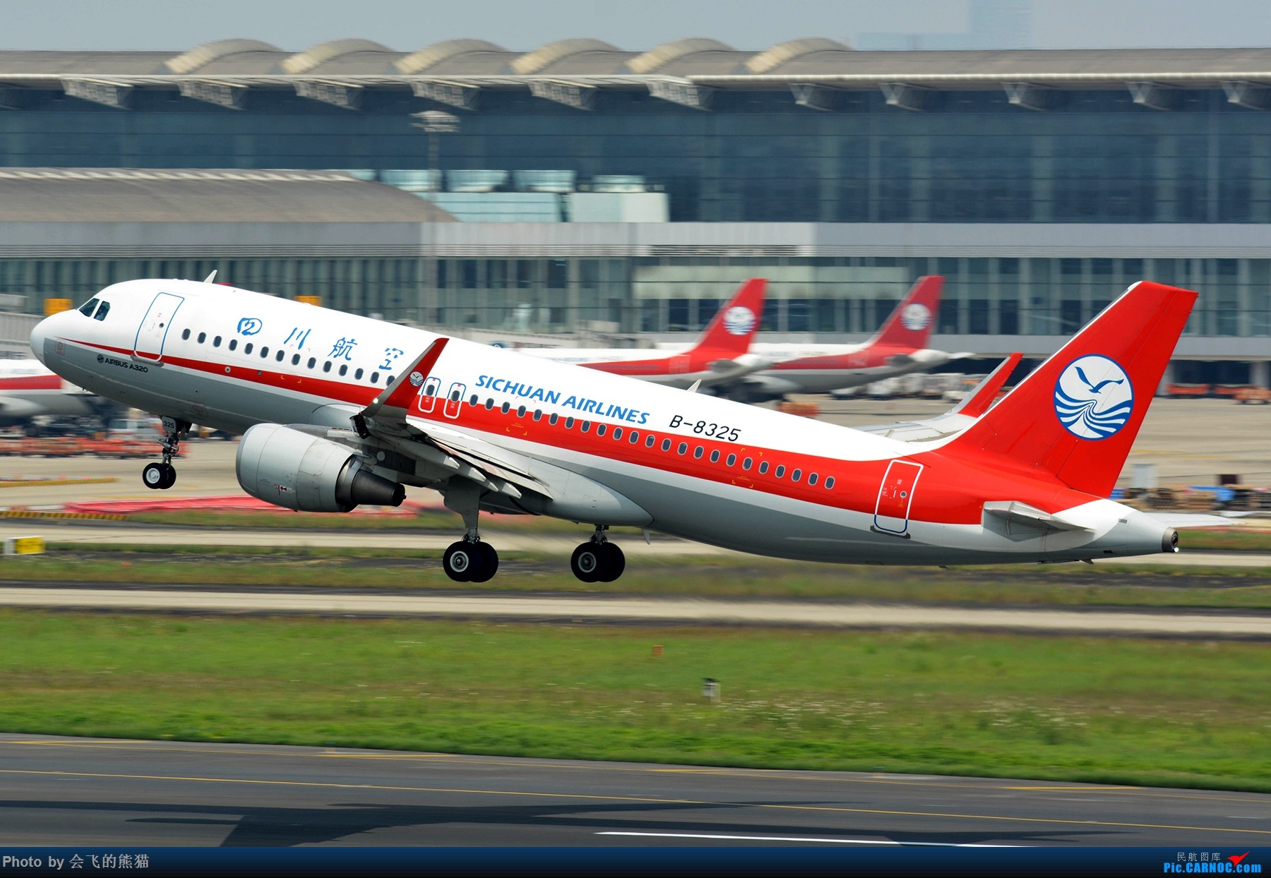 Re:[原创]惨不忍睹 AIRBUS A320-200 B-8325 中国成都双流国际机场
