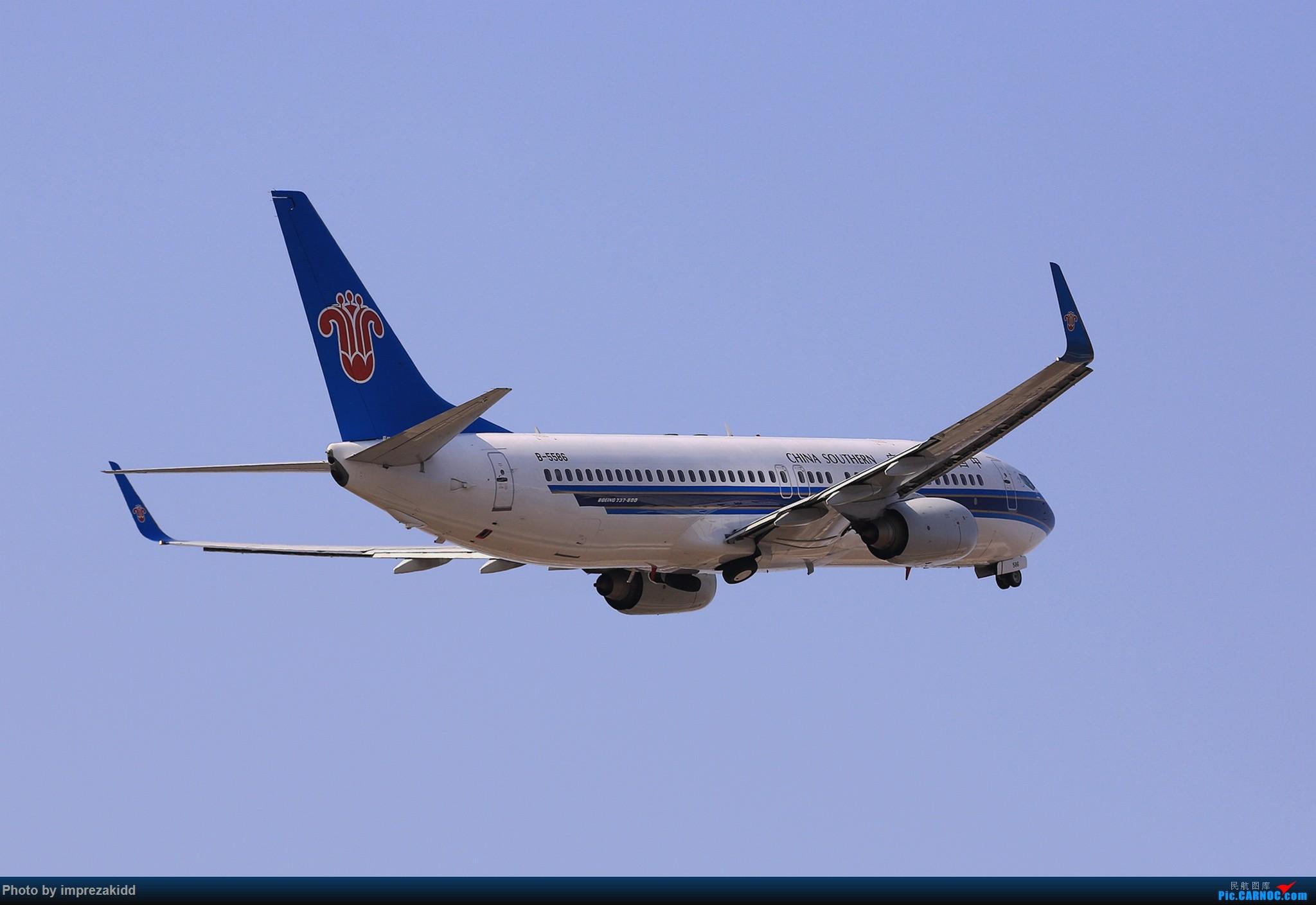 Re:[原创]【合肥飞友会·霸都打机队】又是一年拍机时《上半场》 BOEING 737-800 B-5586 中国合肥新桥国际机场