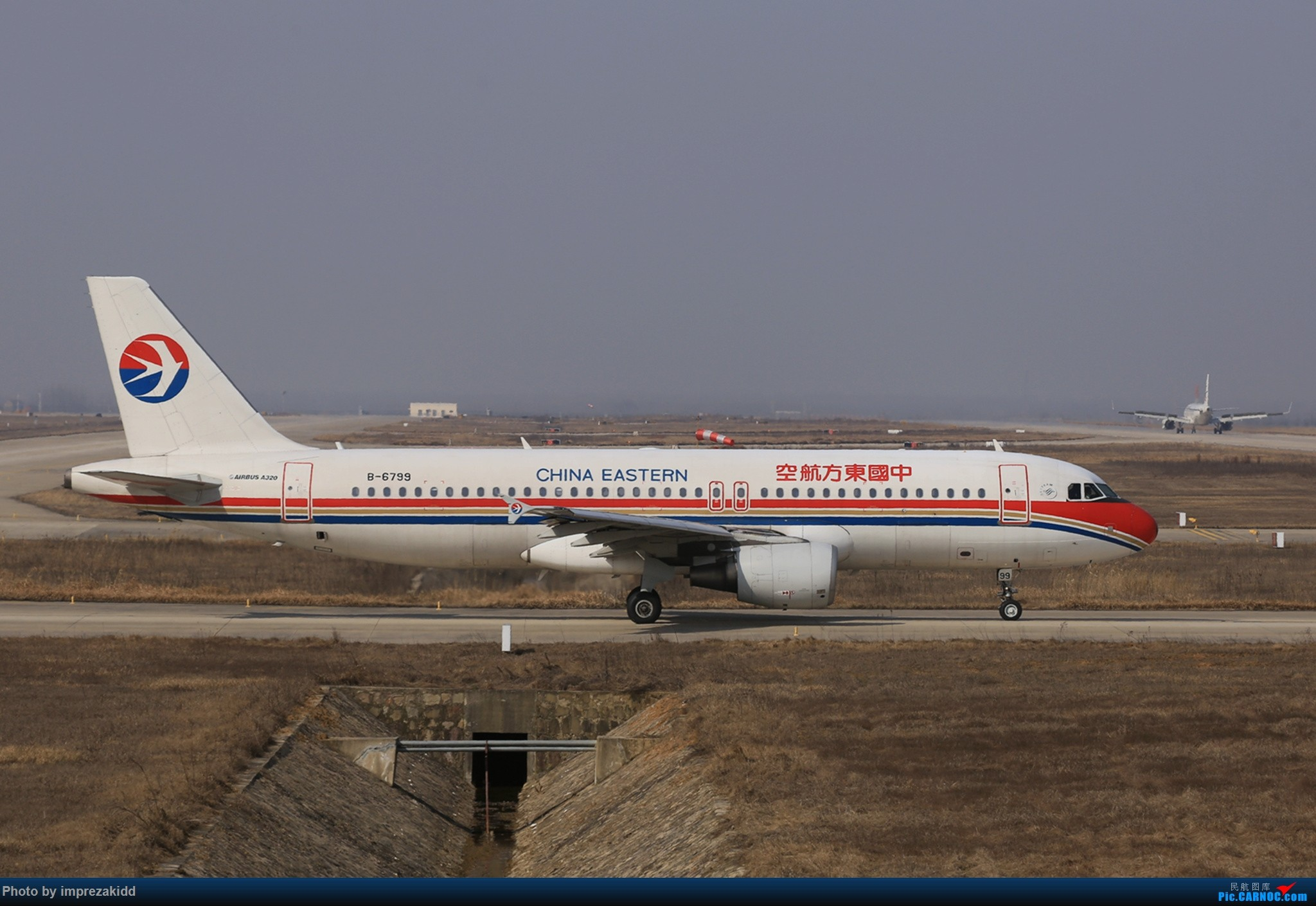 Re:[原创]【合肥飞友会·霸都打机队】又是一年拍机时《上半场》 AIRBUS A320-200 B-6799 中国合肥新桥国际机场