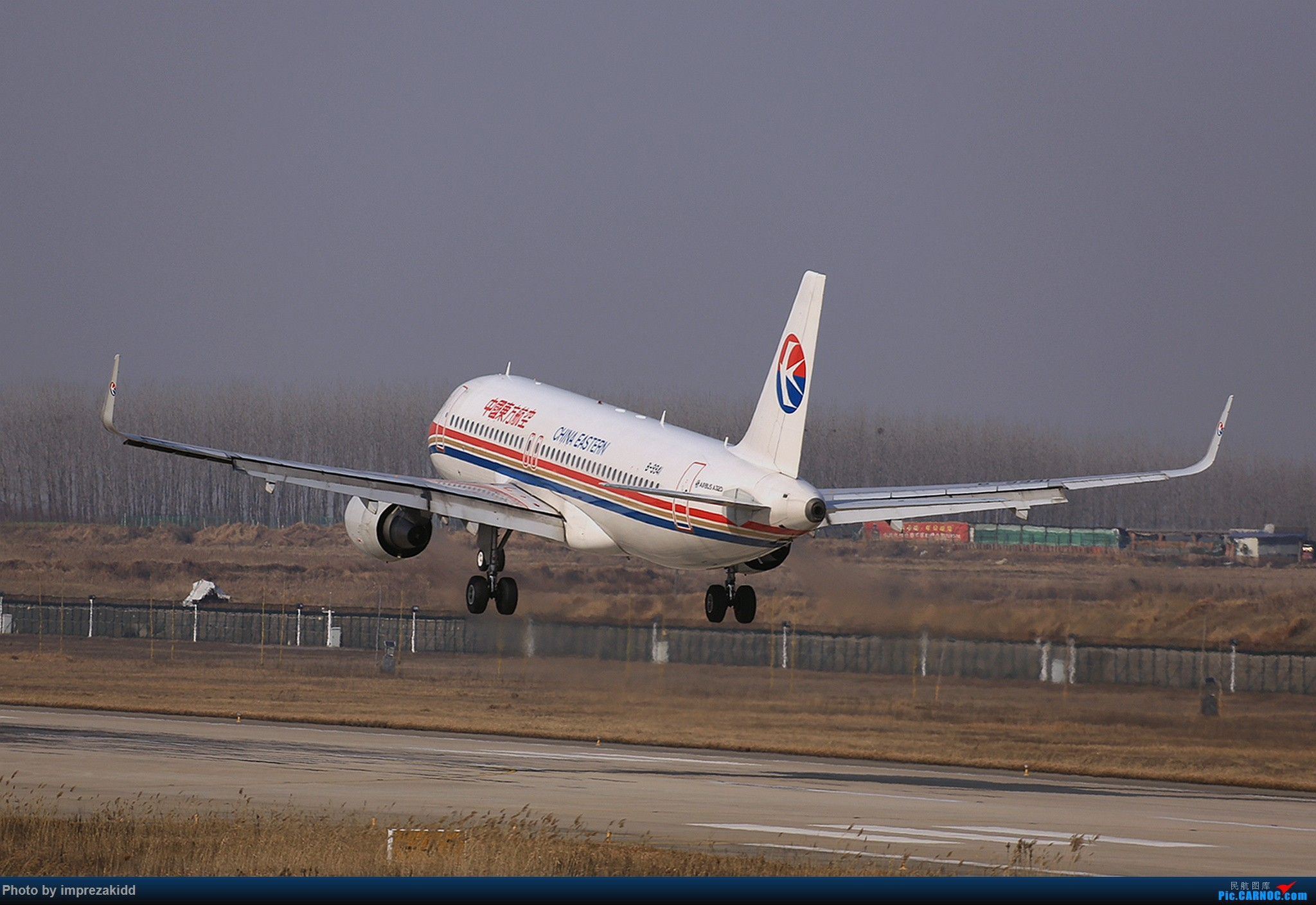 Re:[原创]【合肥飞友会·霸都打机队】又是一年拍机时《上半场》 AIRBUS A320-200 B-9941 中国合肥新桥国际机场