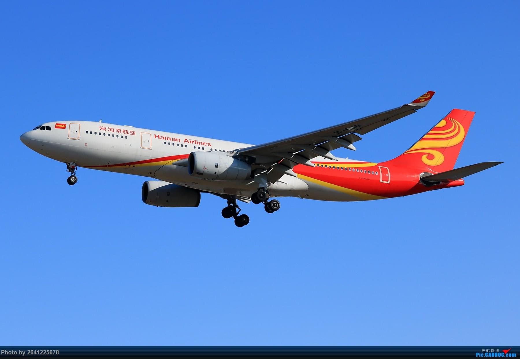Re:[原创]【PEK】六七级北风吹走了雾霾,吹不走拍机的热情!1800*1200/1920*1280一组 图片略多,慢慢发 AIRBUS A330-200 B-6118 中国北京首都国际机场