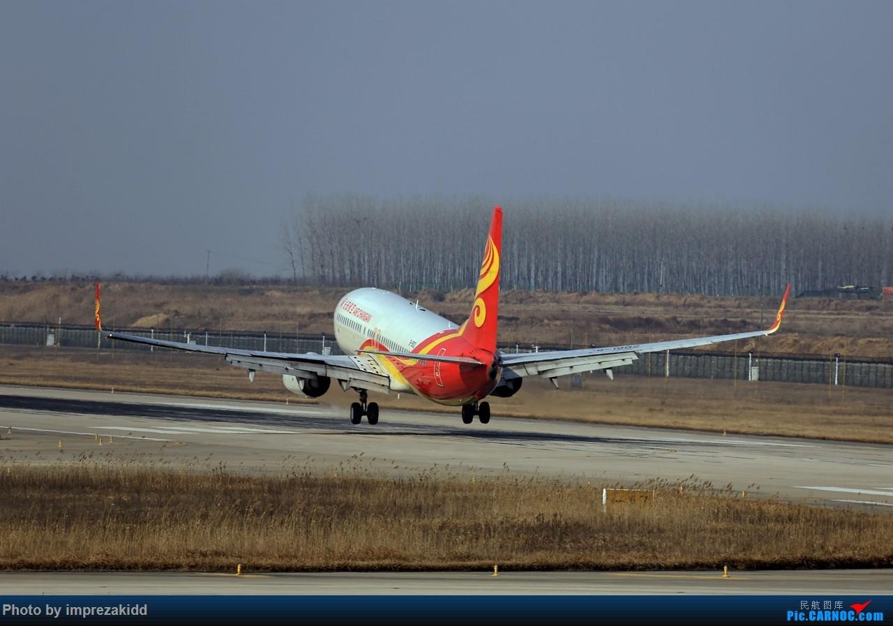Re:[原创]【合肥飞友会·霸都打机队】又是一年拍机时《下半场》 BOEING 737-800 B-1902 中国合肥新桥国际机场