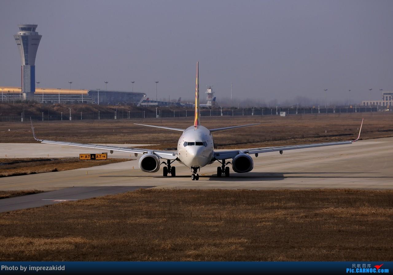 Re:[原创]【合肥飞友会·霸都打机队】又是一年拍机时《下半场》 BOEING 737-800 B-5337 中国合肥新桥国际机场
