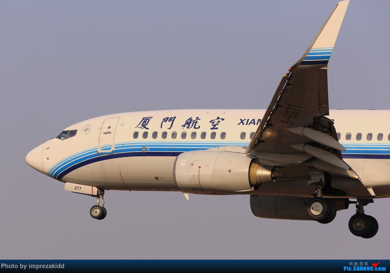 Re:[原创]【合肥飞友会·霸都打机队】又是一年拍机时《下半场》 BOEING 737-700 B-5277 中国合肥新桥国际机场