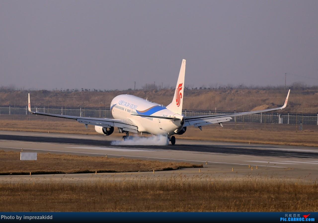 Re:[原创]【合肥飞友会·霸都打机队】又是一年拍机时《下半场》 BOEING 737-800 B-6105 中国合肥新桥国际机场