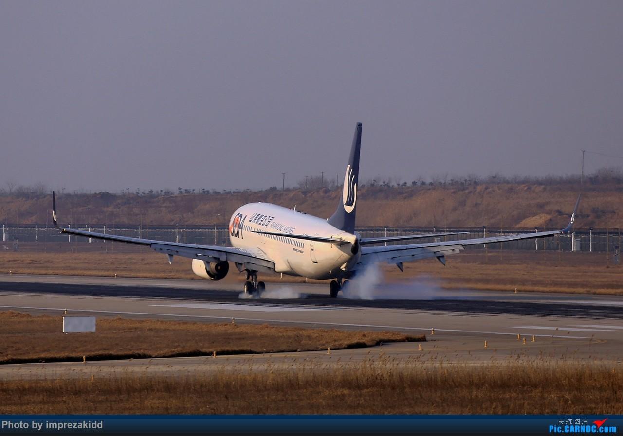 Re:[原创]【合肥飞友会·霸都打机队】又是一年拍机时《下半场》 BOEING 737-800 B-5111 中国合肥新桥国际机场