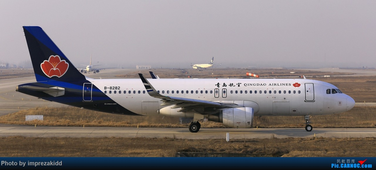 Re:[原创]【合肥飞友会·霸都打机队】又是一年拍机时《下半场》 AIRBUS A320-200 B-8282 中国合肥新桥国际机场