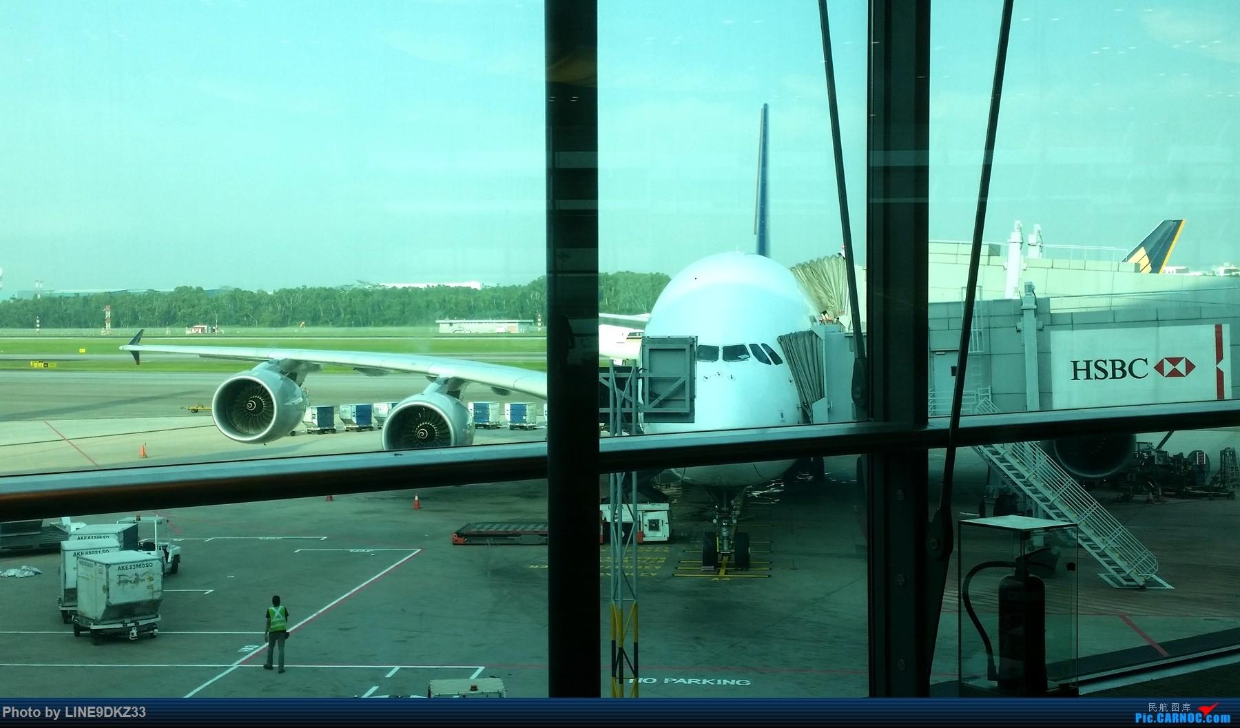 Re:[原创]东南亚运转(下) 空中客车A380-800 9VSKA 新加坡樟宜机场