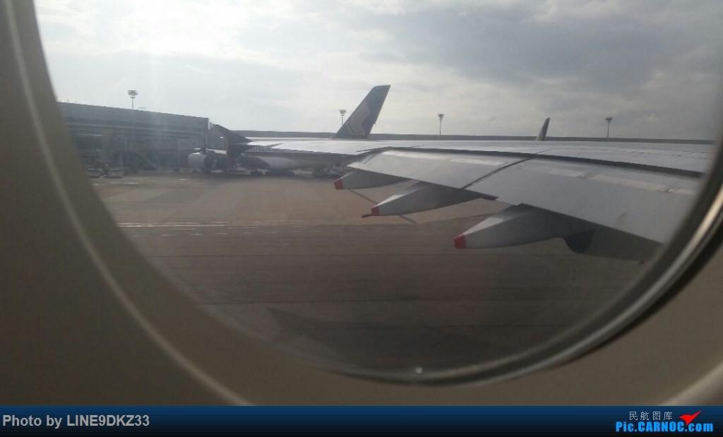 Re:[原创]东南亚运转(下) AIRBUS A380-800 9VSKA 新加坡樟宜机场