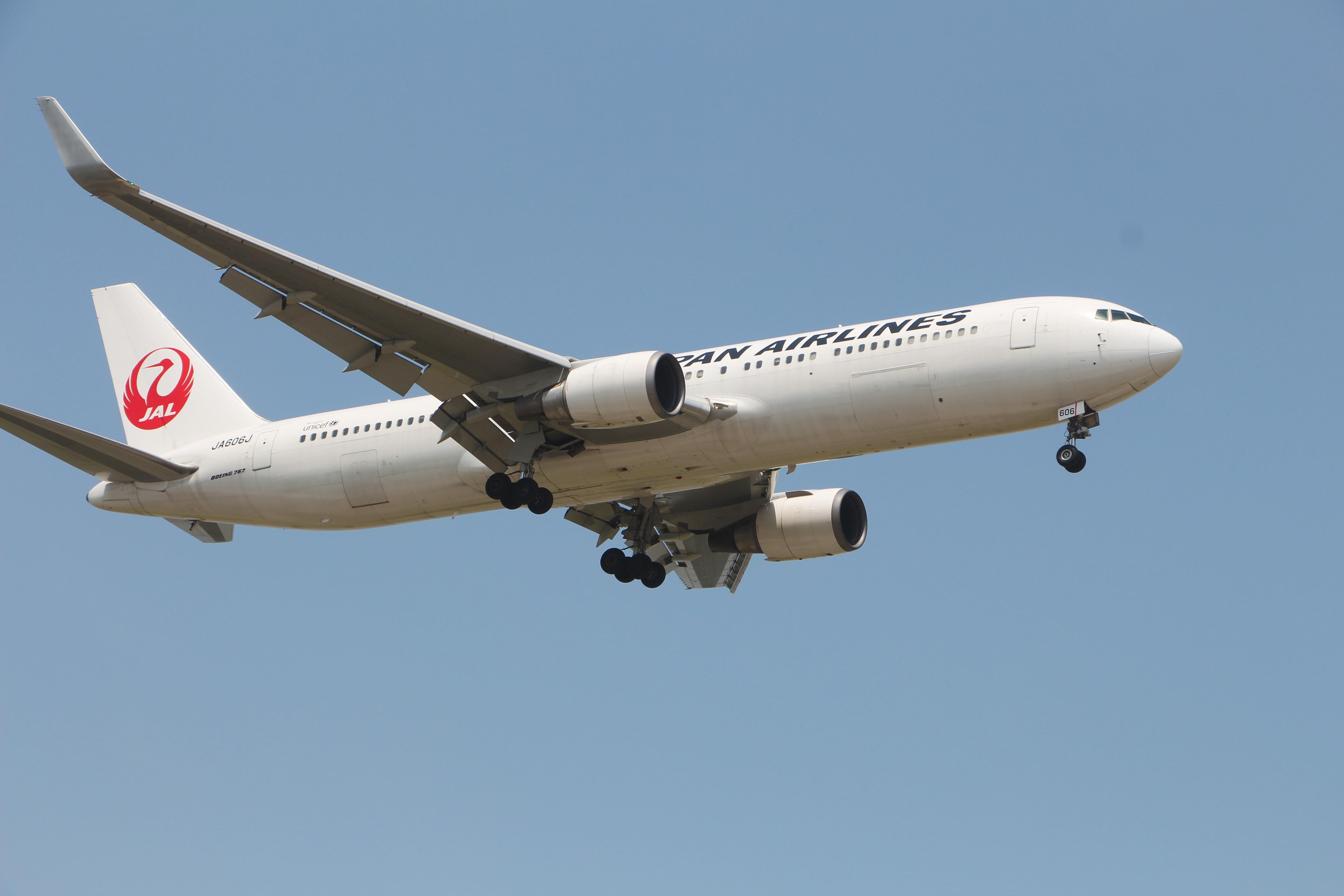 Re:[原创]浦东拍机大作战 BOEING 767-300 JA606J 中国上海浦东国际机场