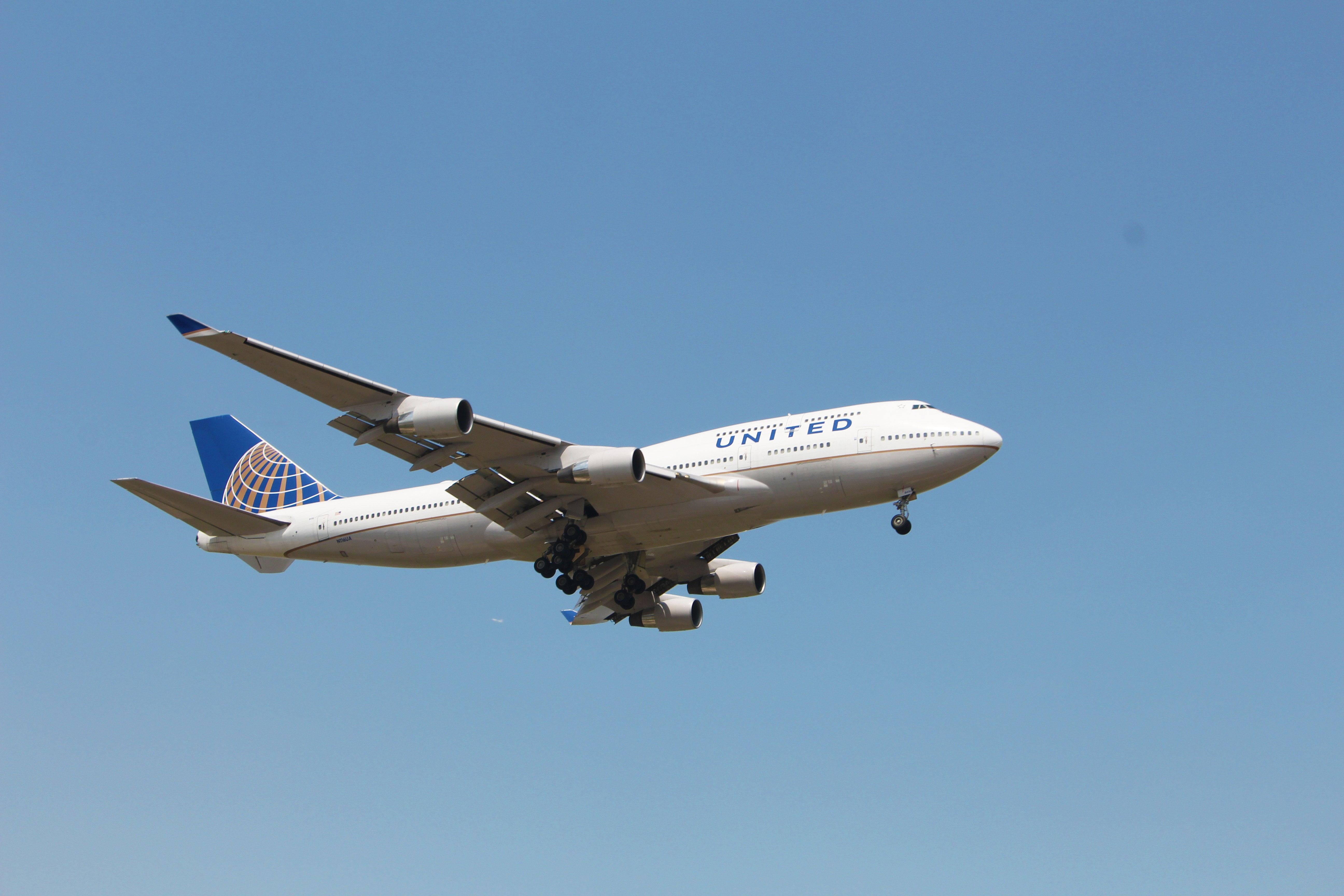 Re:[原创]浦东拍机大作战 BOEING 747-400 N116UA 中国上海浦东国际机场