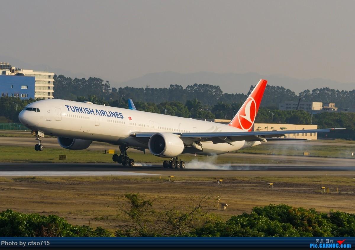 Re:[原创]春节前白云机场拍机 BOEING 777-300ER TC-LJF 中国广州白云国际机场