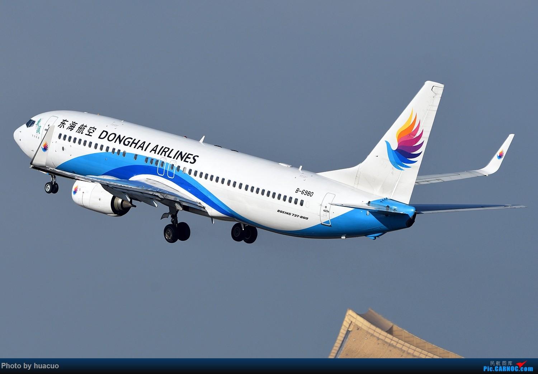 Re:[原创]大年初一,祝大家春节快乐,万事如意! BOEING 737-800 B-6980 中国昆明长水国际机场