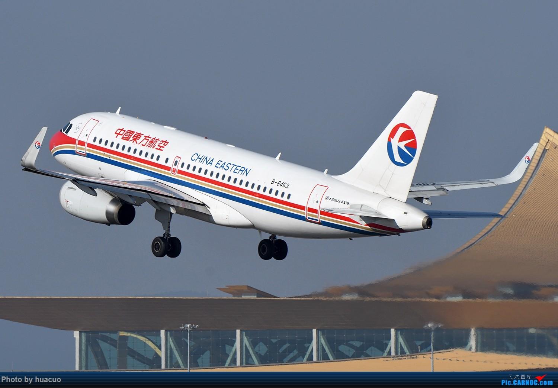 Re:[原创]大年初一,祝大家春节快乐,万事如意! AIRBUS A319-100 B-6463 中国昆明长水国际机场