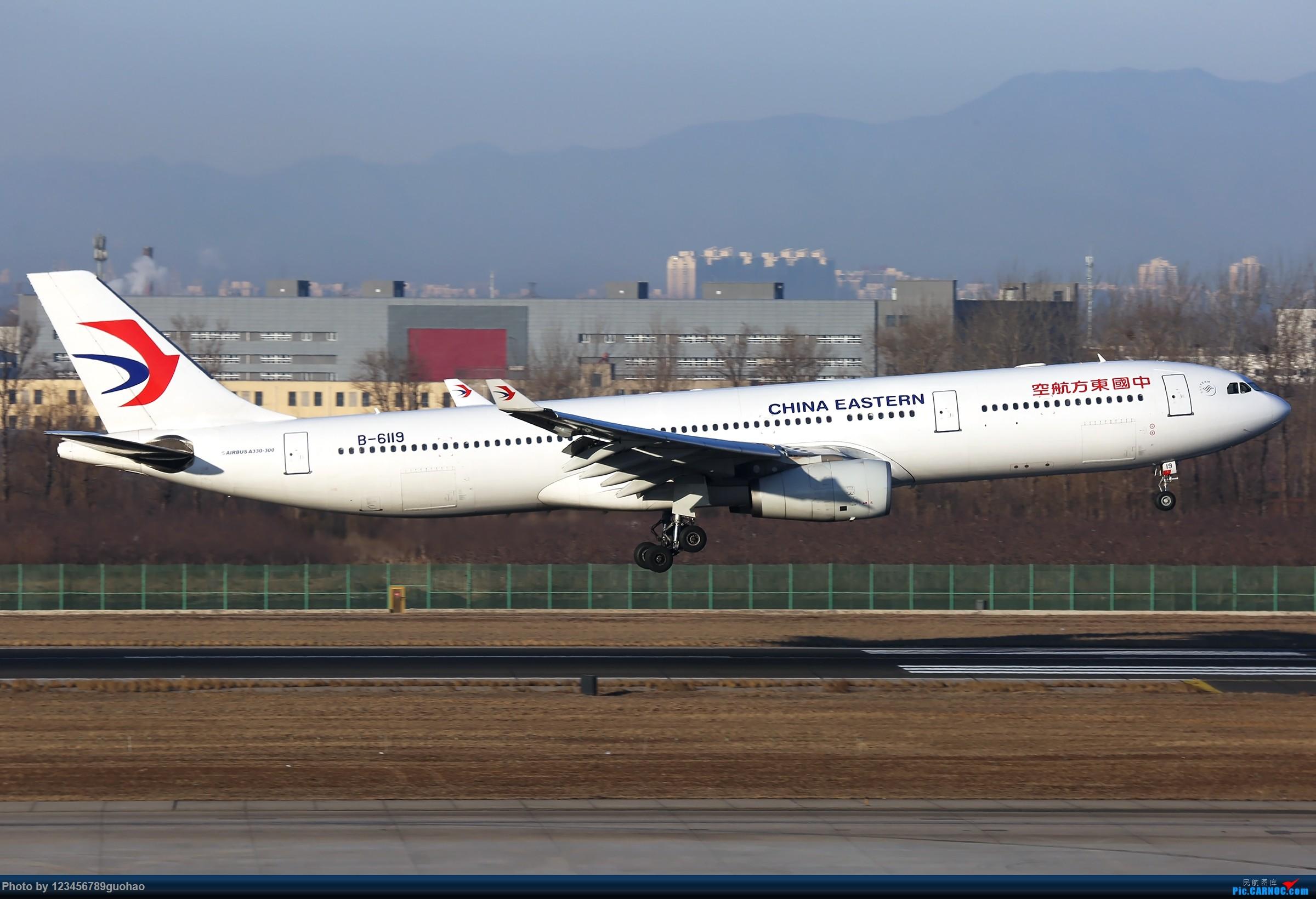 Re:[原创]鸡年第一发 AIRBUS A330-300 B-6119 北京首都国际机场