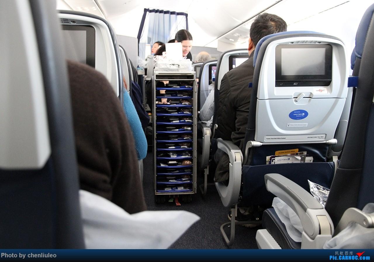 美國聯合航空 杭州直飛舊金山 ua983 波音787-9超級經濟艙帶我跨越圖片