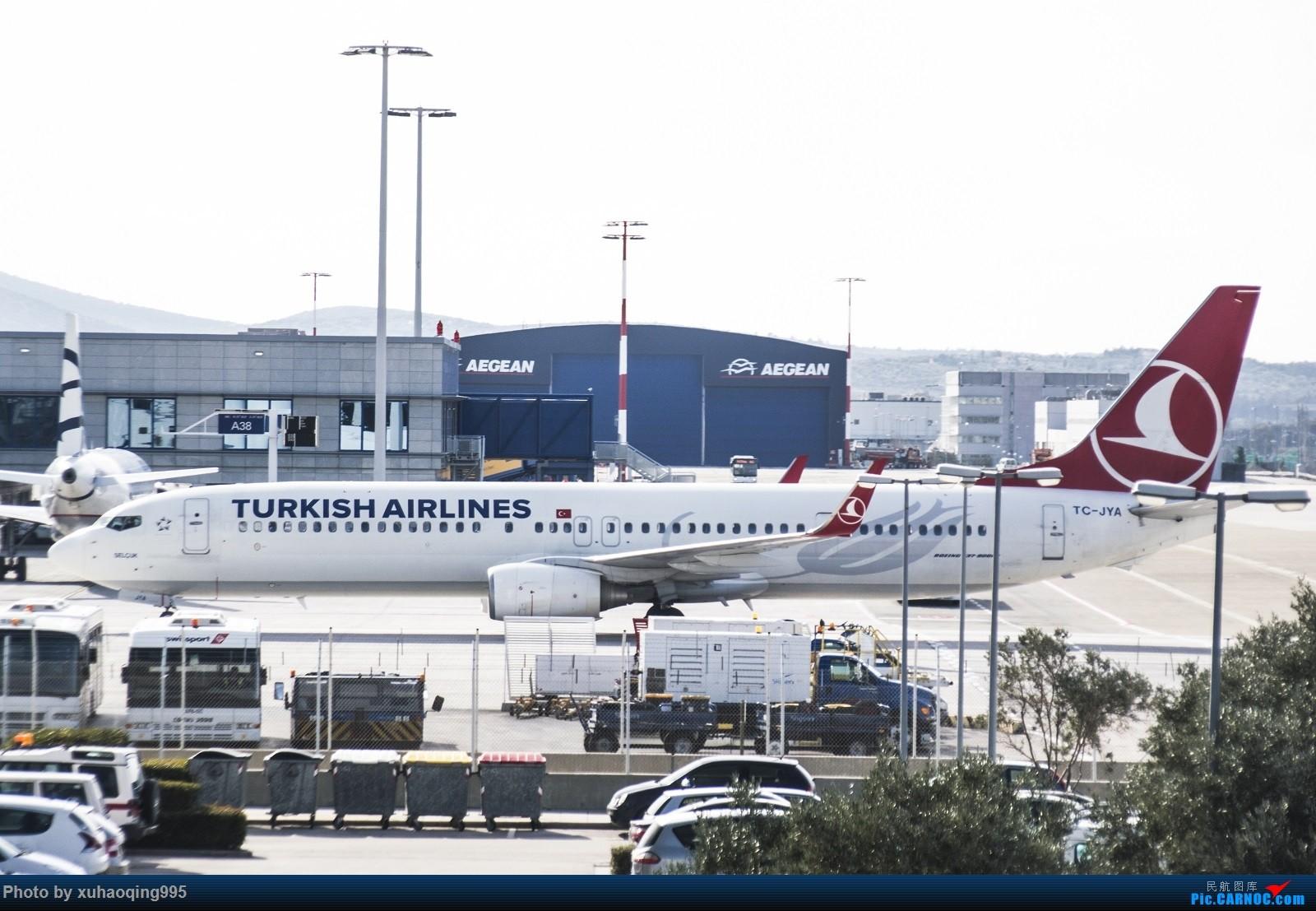 Re:[原创]雅典机场外随拍 BOEING 737-900ER  ATH