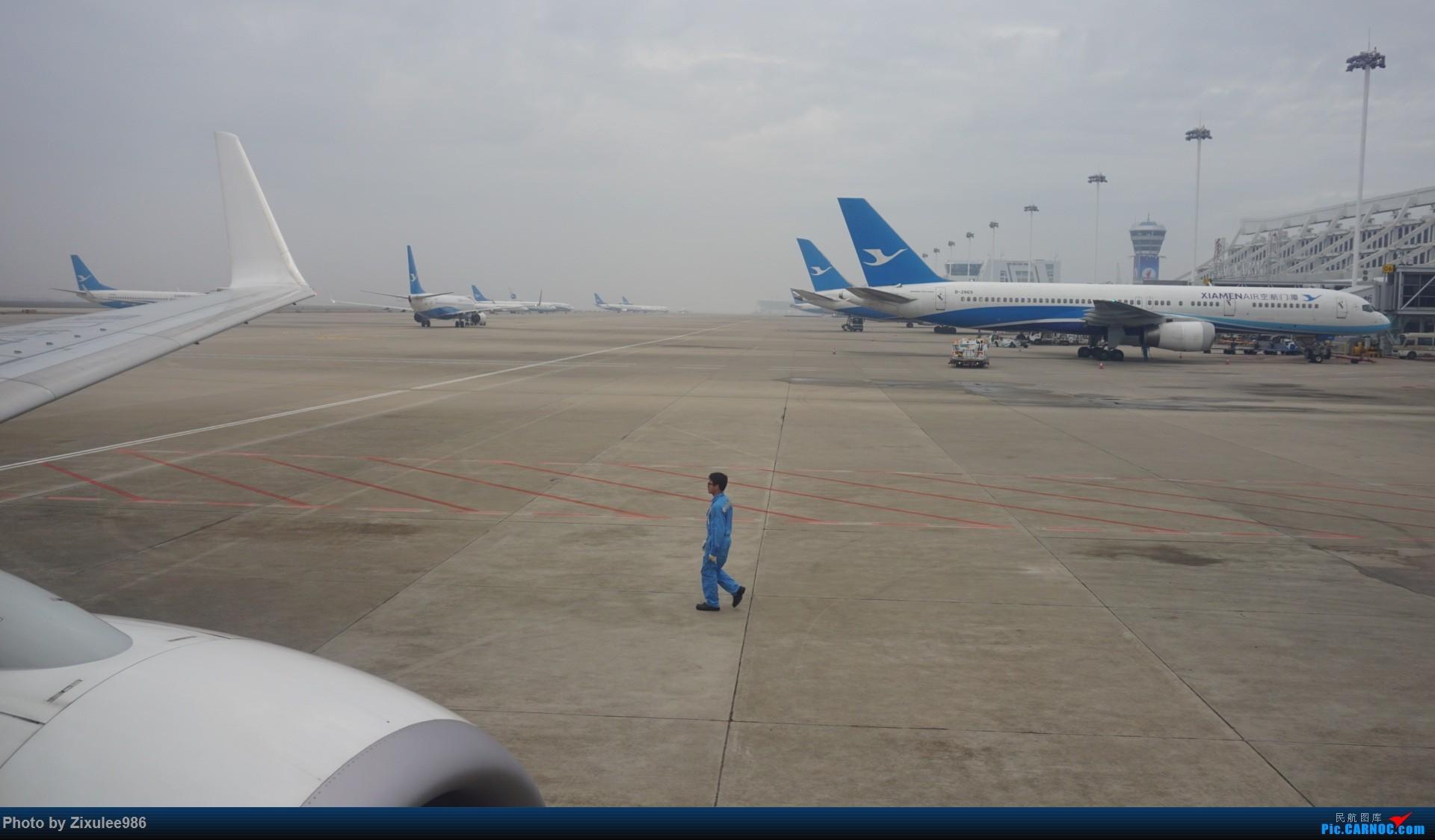 Re:[原创]新年第一次出行~…XMN-NGB-CGO 沿途拍机..多图 BOEING 737-800 B-7196 中国厦门高崎国际机场