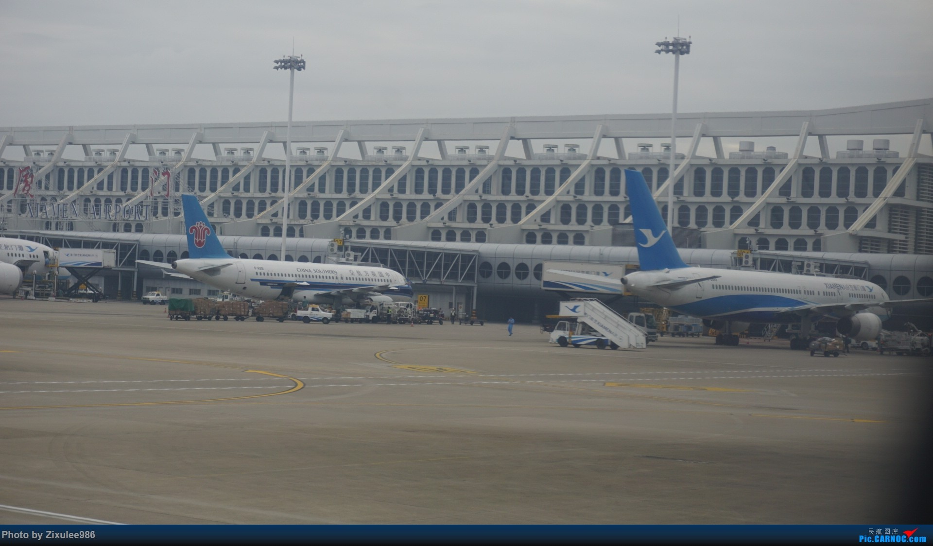 Re:[原创]新年第一次出行~…XMN-NGB-CGO 沿途拍机..多图 AIRBUS A320-200 B-6281 中国厦门高崎国际机场