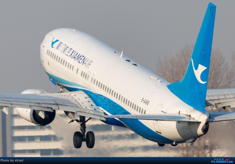 Re:[原创]「多图多机」今日的一些 BOEING 737-800 B-6486 中国北京首都国际机场
