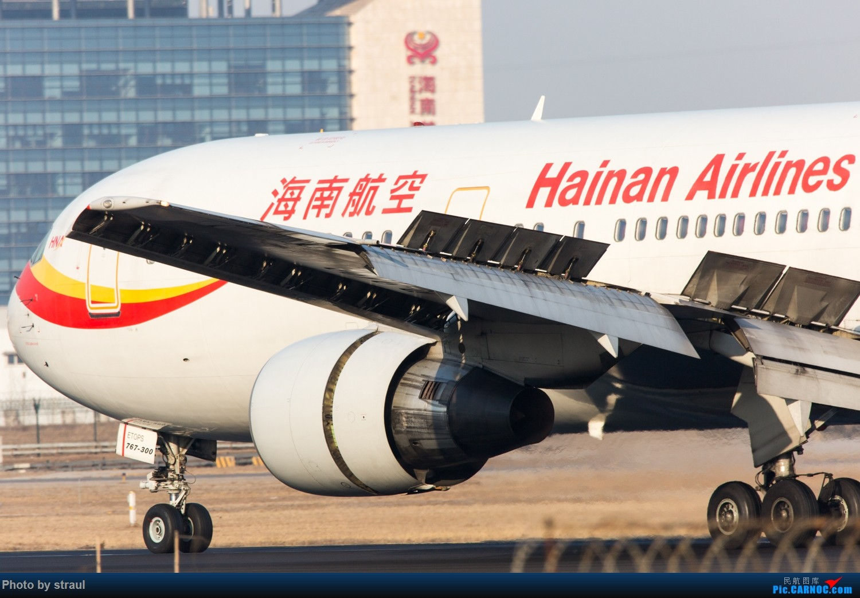 Re:[原创]「多图多机」今日的一些 BOEING 767-300 B-2492 中国北京首都国际机场