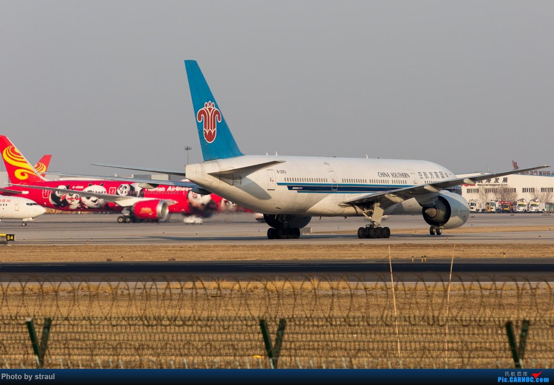 Re:[原创]「多图多机」今日的一些 BOEING 777-200 B-2053 中国北京首都国际机场