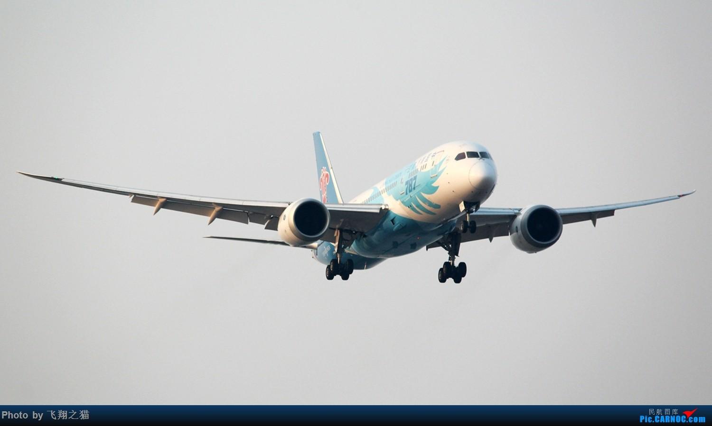 Re:[原创]2017CKG春运合集之三(抓住春运的机会多拍,多练!) BOEING 787-8  重庆江北国际机场