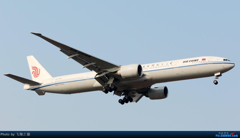 Re:[原创]2017CKG春运合集之三(抓住春运的机会多拍,多练!) BOEING 777-300ER B-2036 重庆江北国际机场