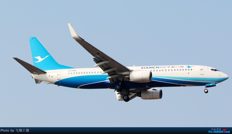 Re:[原创]2017CKG春运合集之三(抓住春运的机会多拍,多练!) BOEING 737-800 B-5499 重庆江北国际机场