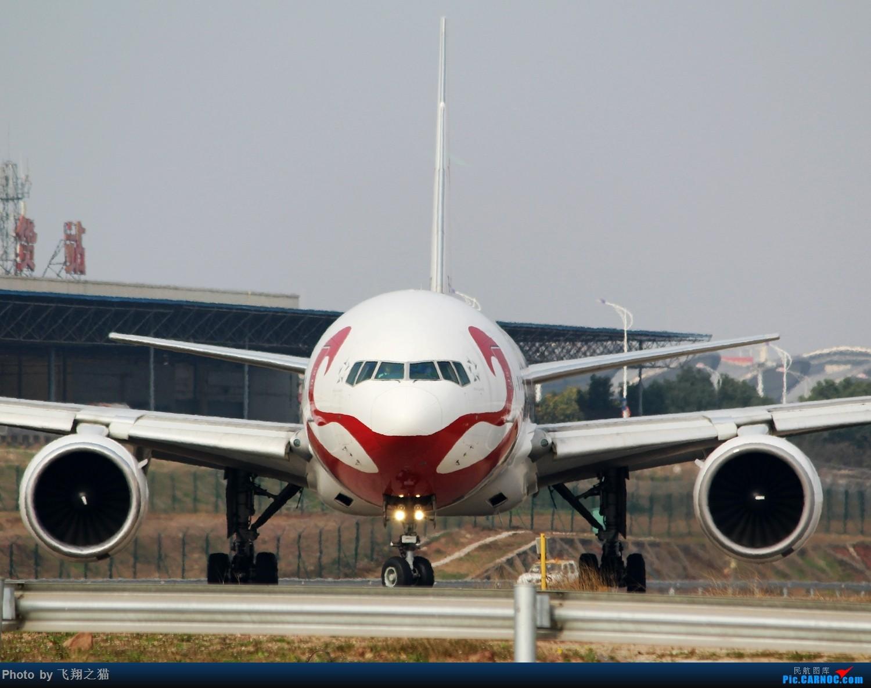 Re:[原创]2017CKG春运合集之三(抓住春运的机会多拍,多练!) BOEING 777-200  重庆江北国际机场