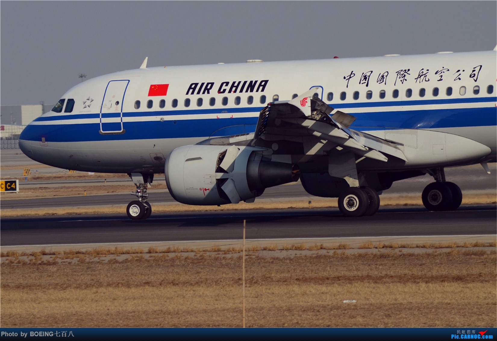 Re:[原创]大年初四收获一堆天合联盟 AIRBUS A319-100 B-6004 中国北京首都国际机场
