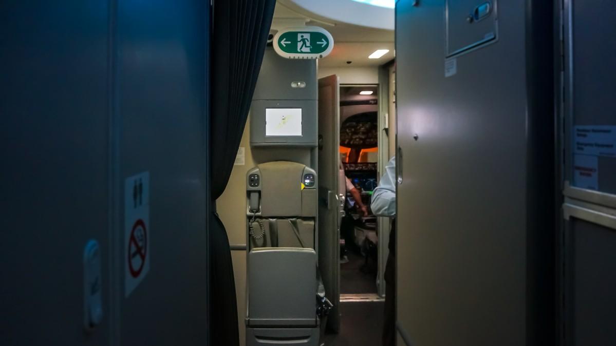 Re: [原创]【 环球十万公里 | 除了横跨太平洋 | 后会有期 | 下集 】 BOEING 787-8 V8-DLA 文莱斯里巴加湾文莱国际机场