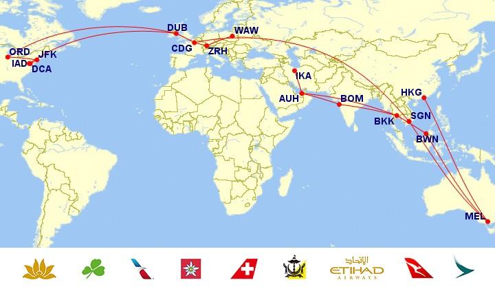 Re: [原创]【 环球十万公里 | 除了横跨太平洋 | 后会有期 | 下集 】