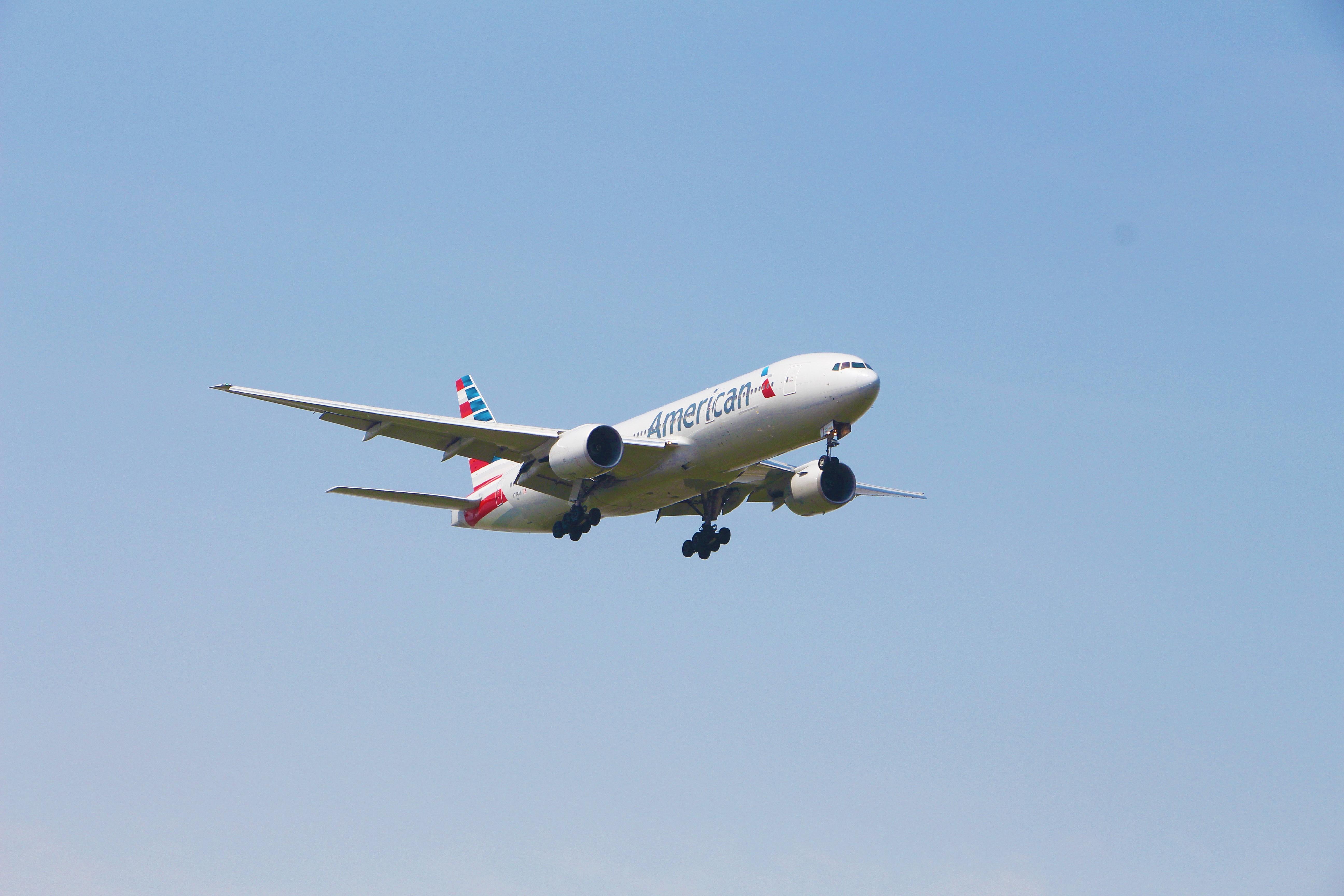 Re:[原创]浦东拍机大作战 BOEING 777-200ER N774AN 中国上海浦东国际机场