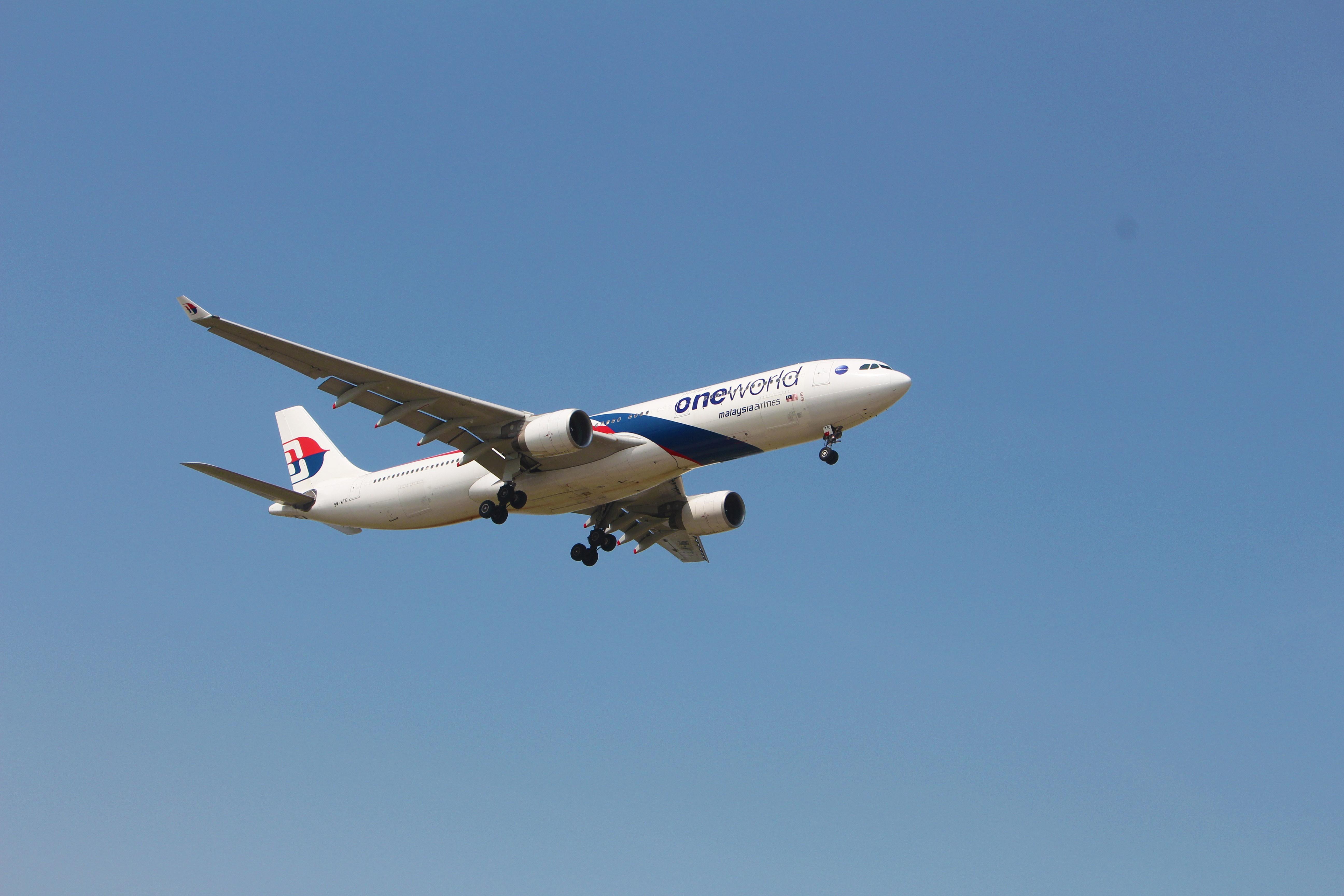 Re:[原创]浦东拍机大作战 AIRBUS A330-300 9M-MTE 中国上海浦东国际机场