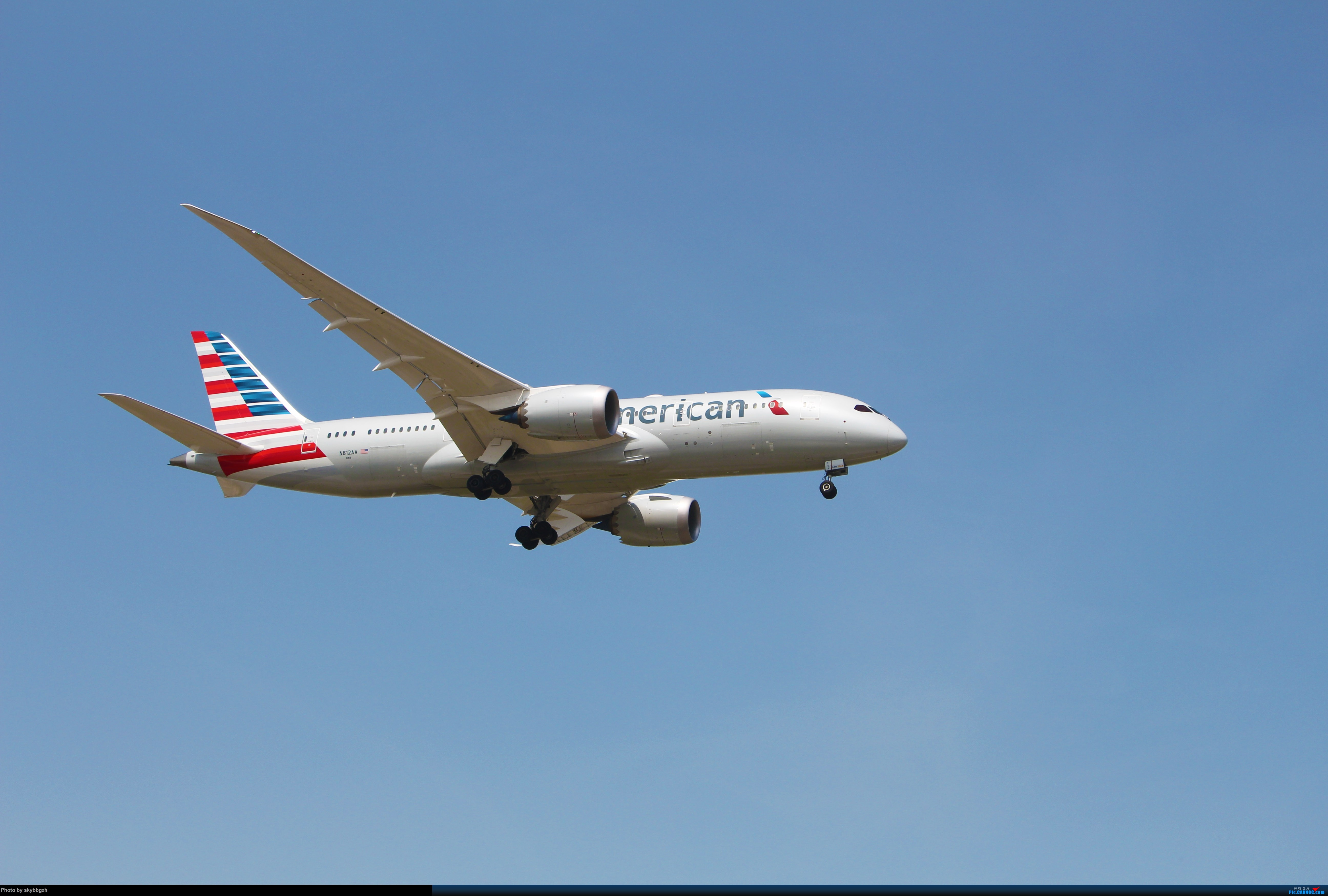Re:[原创]浦东拍机大作战 BOEING 787-8 N812AA 中国上海浦东国际机场