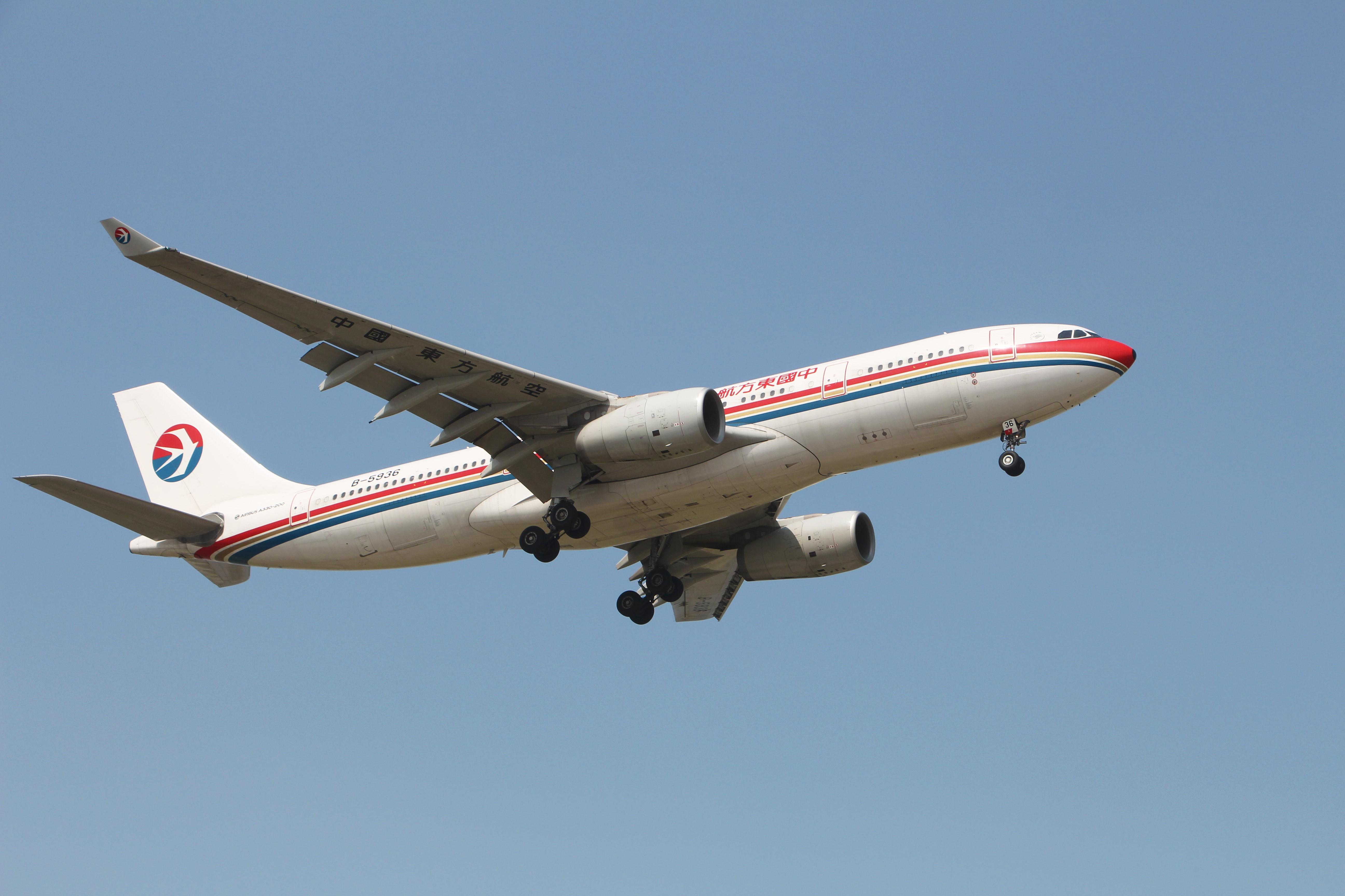 Re:[原创]浦东拍机大作战 AIRBUS A330-200 B-5936 中国上海浦东国际机场