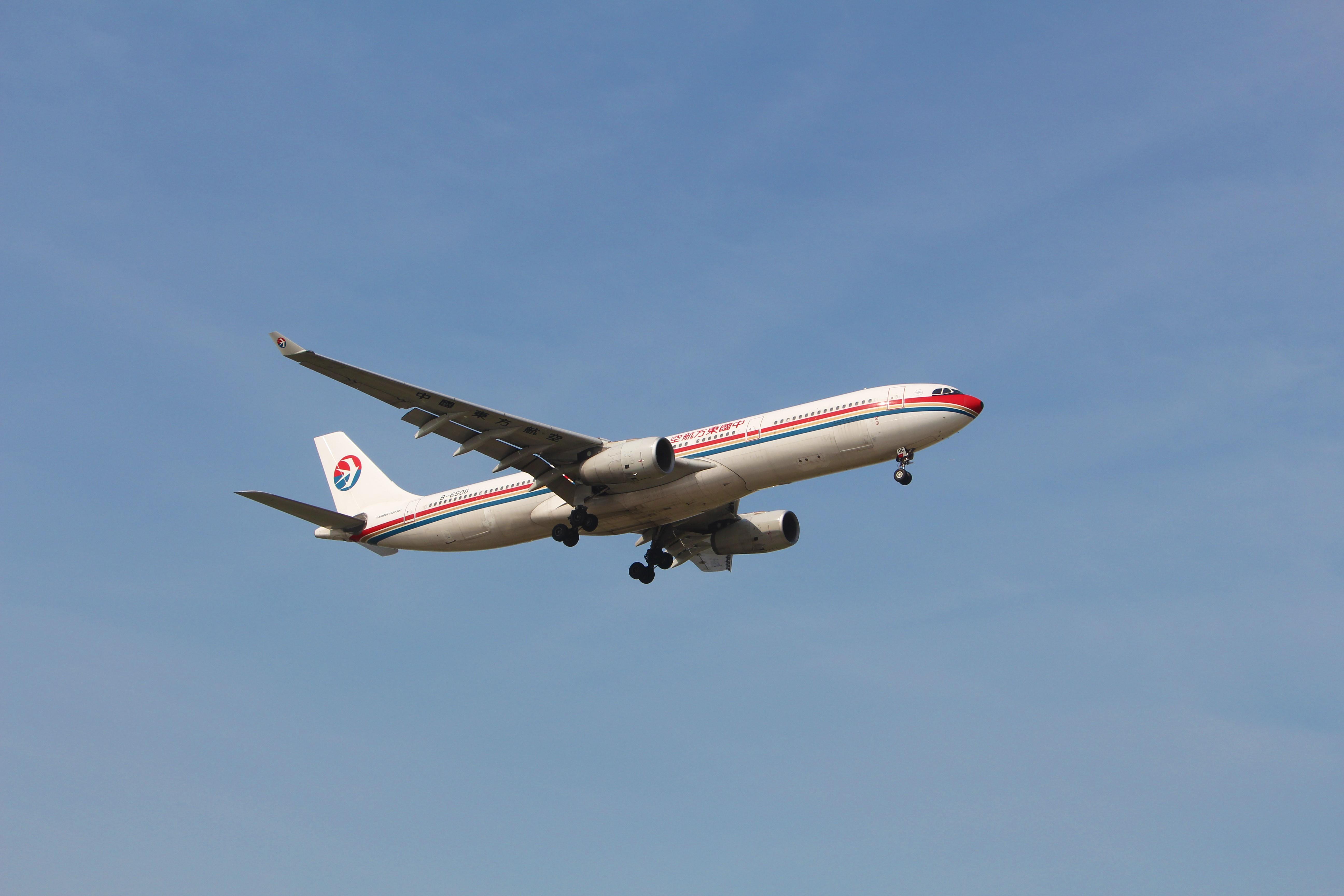 Re:[原创]浦东拍机大作战 AIRBUS A330-300 B-6506 中国上海浦东国际机场