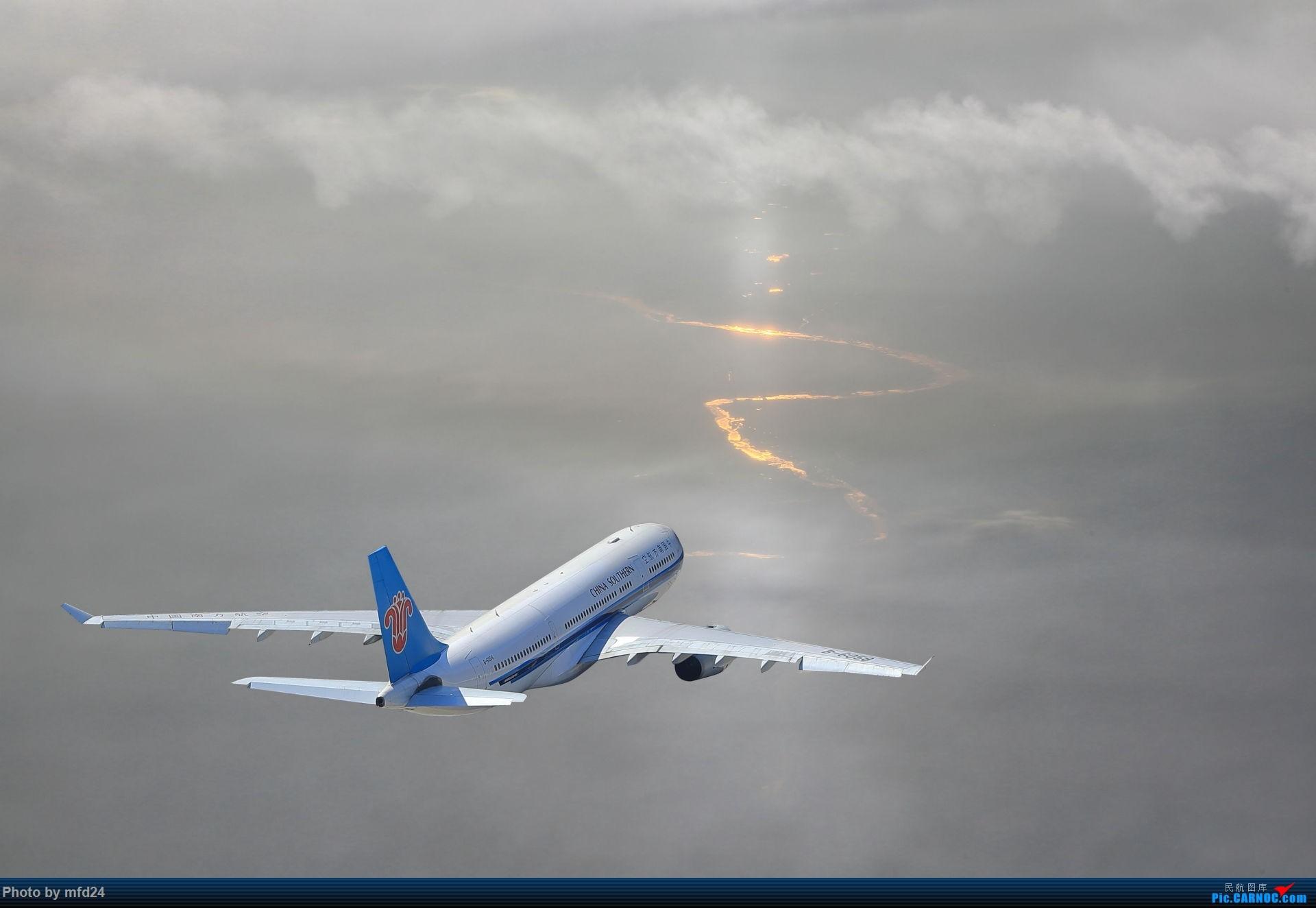 Re:[原创]来组高大上的空中航空摄影 AIRBUS A330-200 B-6058